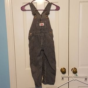 Kids roundhouse overalls